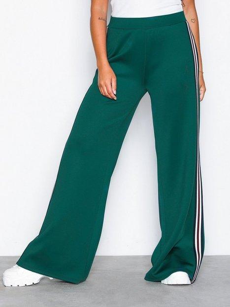 Billede af NLY Trend Track Pants Bukser Grøn