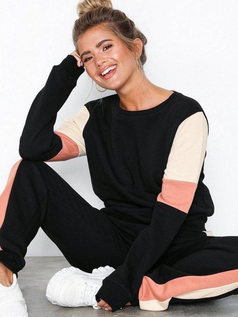 Billede af NLY Trend Colorblock Sweat Sweatshirts