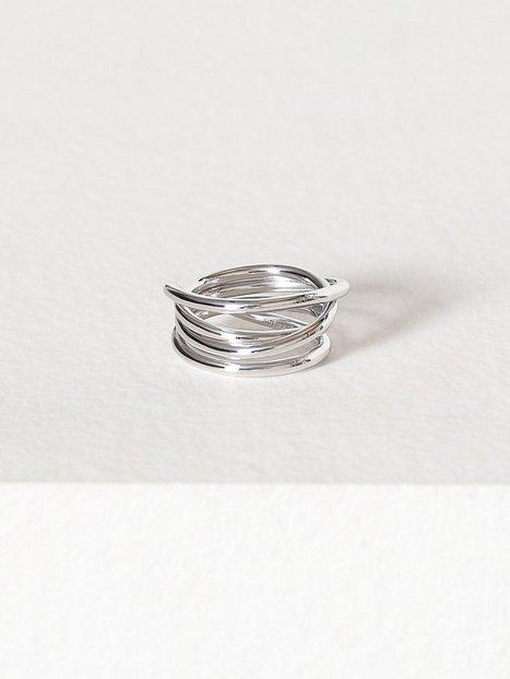 Billede af SOPHIE By SOPHIE Chaos Ring Ørering