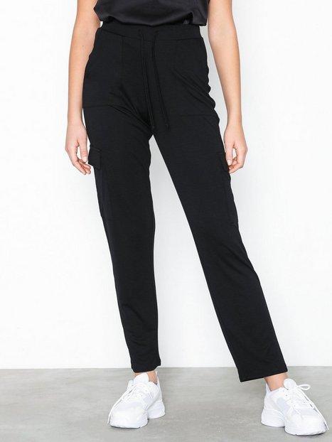 Billede af NLY Trend Cargo Jersey Pants Skind