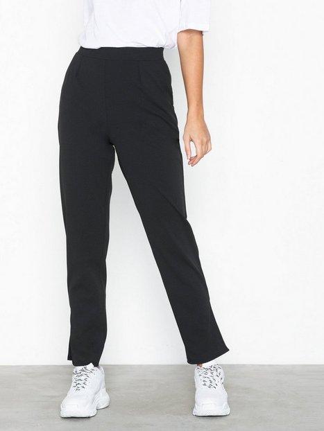 Billede af NLY Trend Crepe Slit Pants Bukser