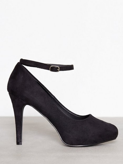 Billede af Duffy Party Heel High Heel Sort