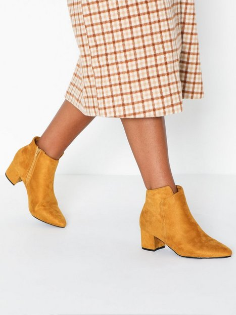 Billede af Duffy Assymetric Boots Heel