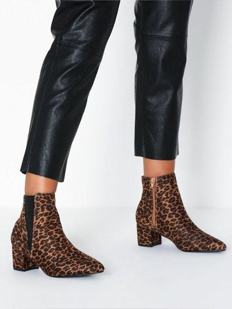 Duffy Leo Boots Heel