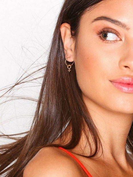 Billede af Blackstone She Earrings Ørering Guld