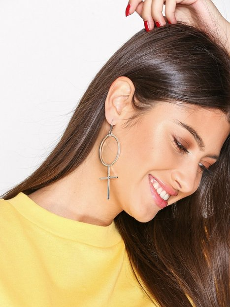 Billede af Blackstone She Earring Big Ørering Sølv