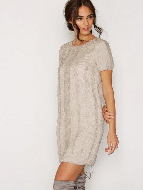 Billede af Dry Lake Stone Dress Festkjoler Beige