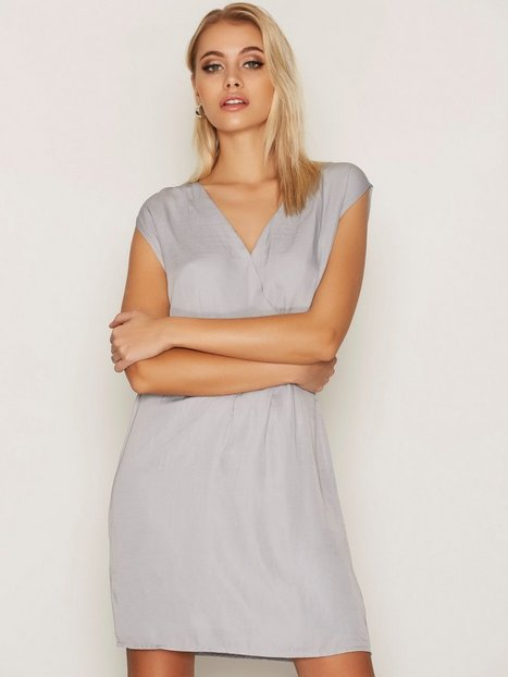 Billede af Dry Lake Sunkissed Dress Loose fit Light Grey