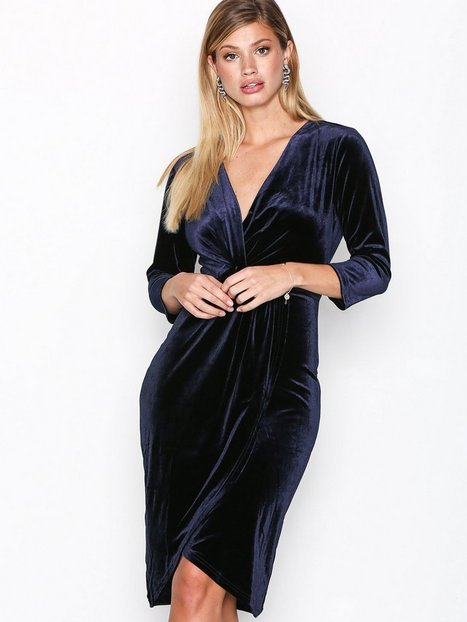 Dry Lake Angelina dress Kotelomekot Navy thumbnail