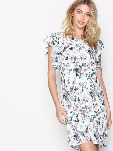 Billede af Dry Lake Madison Dress Kropsnære kjoler Flowers