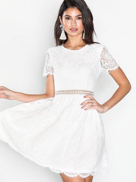 Billede af Dry Lake Junie Dress Skater kjoler White