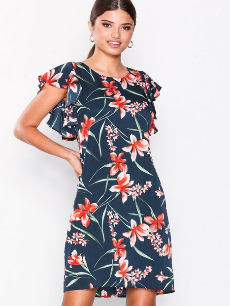 Billede af Dry Lake Madison Dress Loose fit dresses Petal