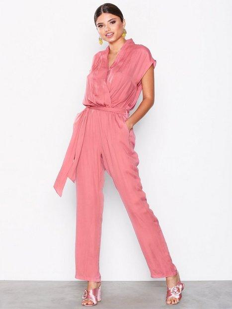 Billede af Dry Lake Mabel Playsuit Jumpsuits Pink