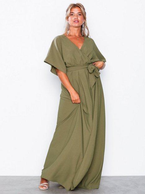 Florence Dress - Dry Lake - Olive - Partykleider - Kleidung - Damen ...