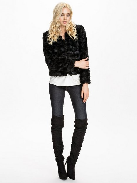 Cilla Furry Jacket