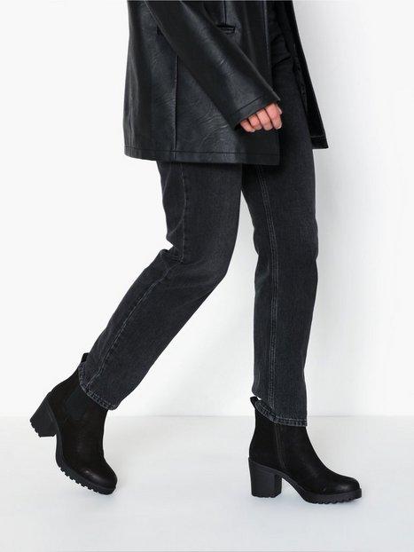 Vagabond Grace Chelsea Boots Heel