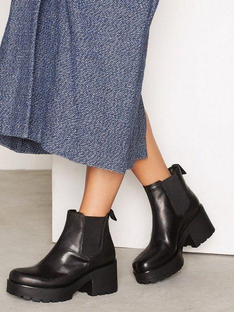 Billede af Vagabond Dioon Chelsea Boots Heel