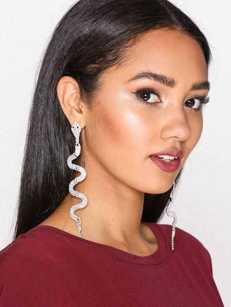 Billede af WOS Anaconda Earrings Ørering Sølv