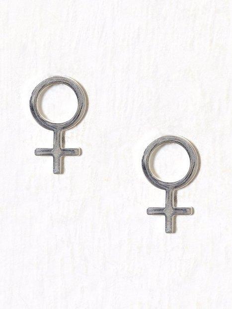 Billede af WOS Gudrun Earrings Ørering Sølv
