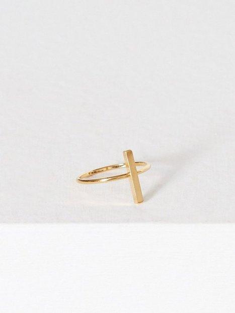 Billede af WOS Rita Ring Ring Guld
