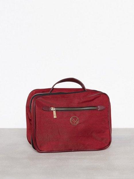 NYPD Cosmetic bag Necessärer Röd