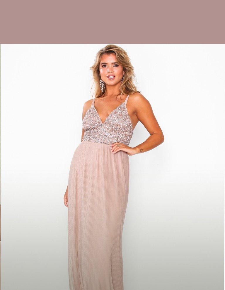 glamorous jurken online
