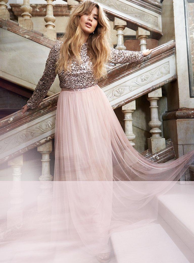 Abendkleider lang online