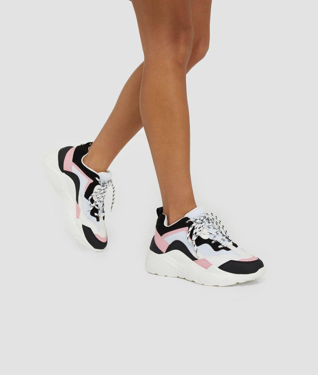 Sneakers SKOR kvinna online skor på nätet NELLY.COM