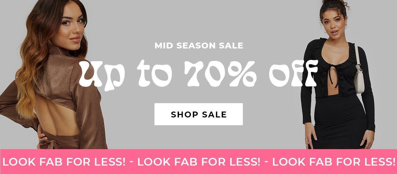 Nelly Mid Season Sale