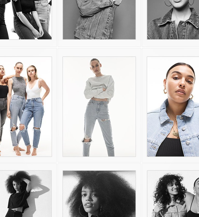 topshop denim guide header