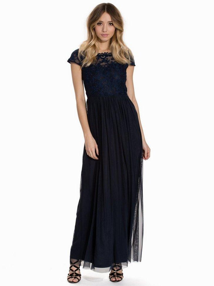 Festkjoler VIULRICANA S S MAXI DRESS STU - festtøj mode