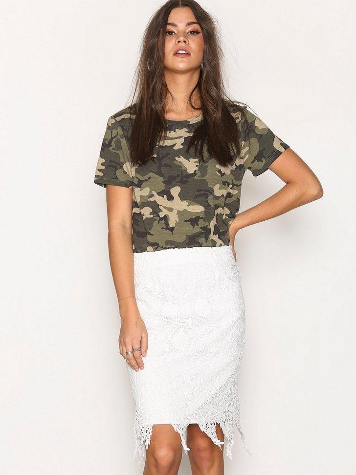 VMFLORA HW LACE SKIRT køb festkjole