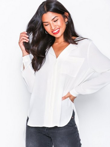 Selected Femme - SLFDYNELLA LS SHIRT NOOS