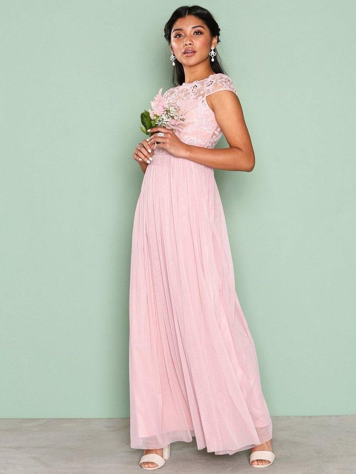 VIULRICANA S S MAXI DRESS 2 køb festkjole