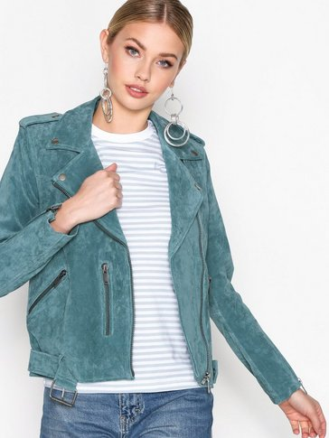 Selected Femme - SFSANELLA LEATHER JACKET