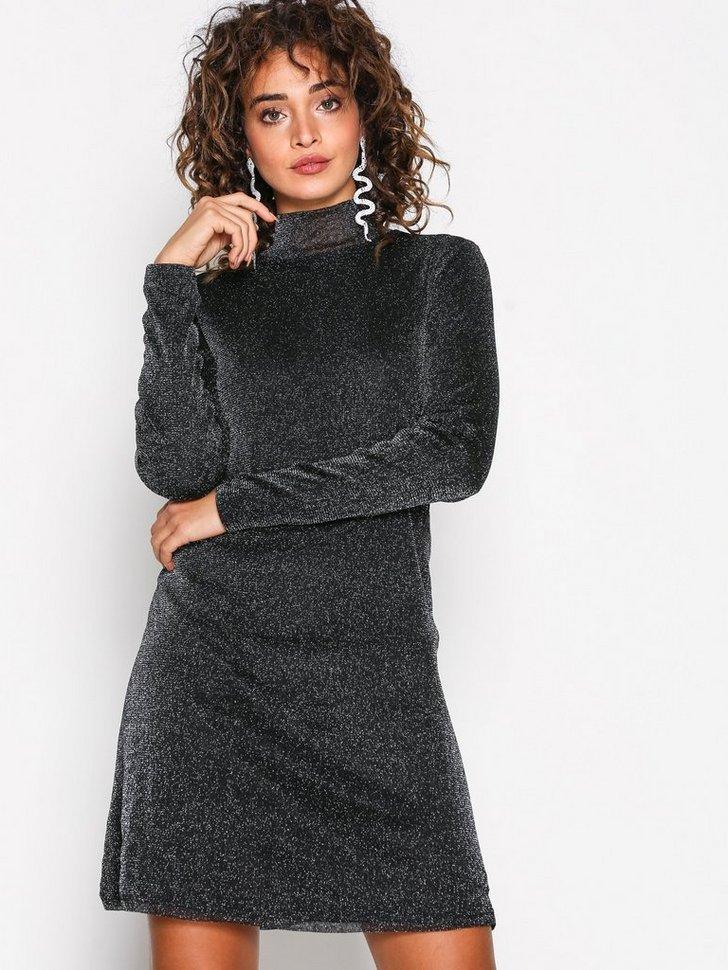 VIGLORI VANG L S DRESS 1 køb festkjole