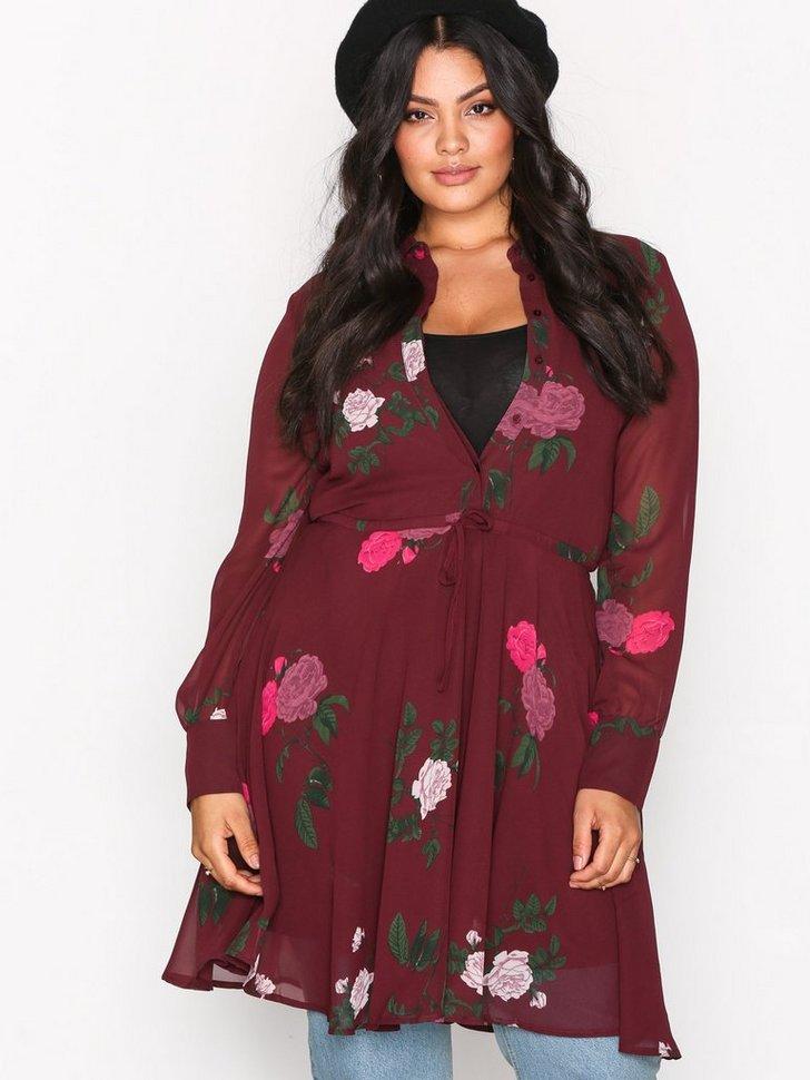 Nelly.com SE - OBJLULU L/S DRESS 93 599.00