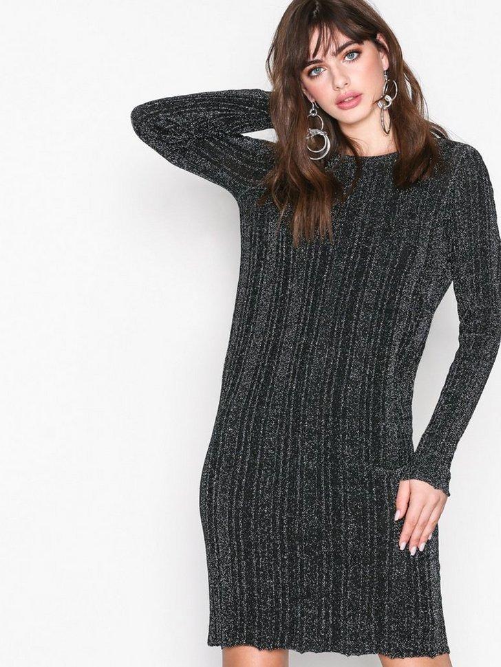 Festkjole VIMARBEL L S KNIT DRESS festtøj