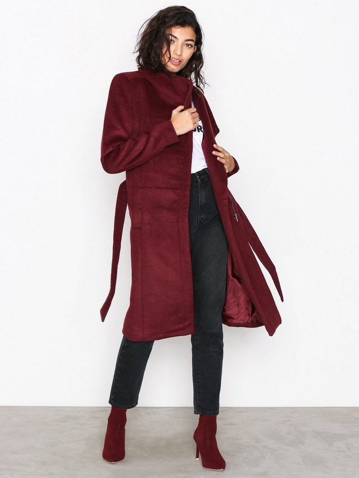Nelly.com SE - onlMARY LONG WOOL COAT OTW 899.00