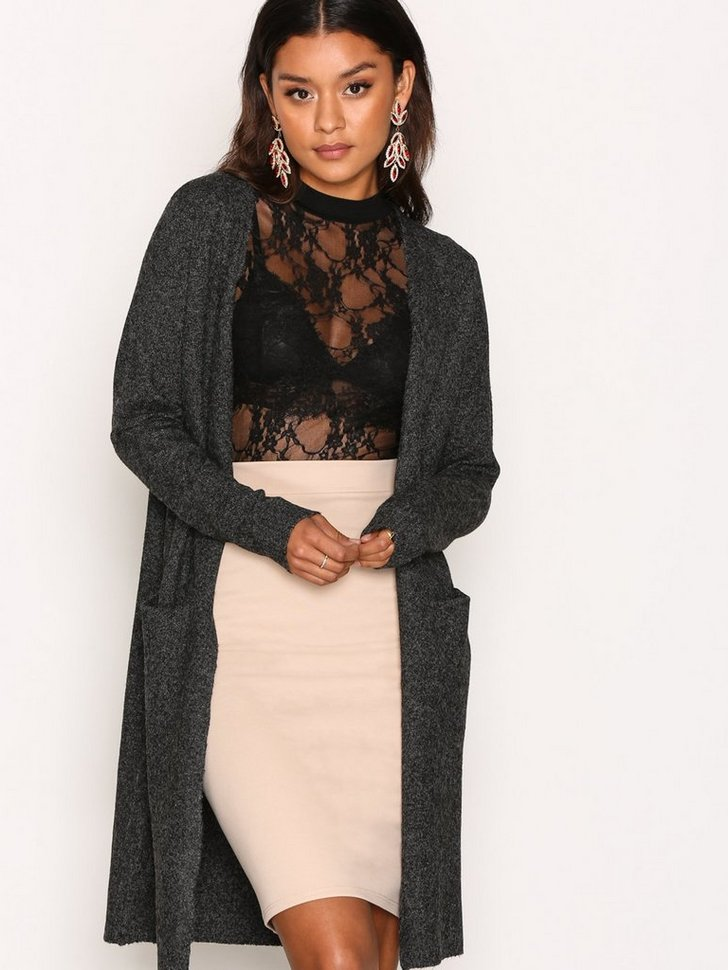 Nelly.com SE - VMBRILLIANT LS LONG OPEN CARDIGAN N 329.00