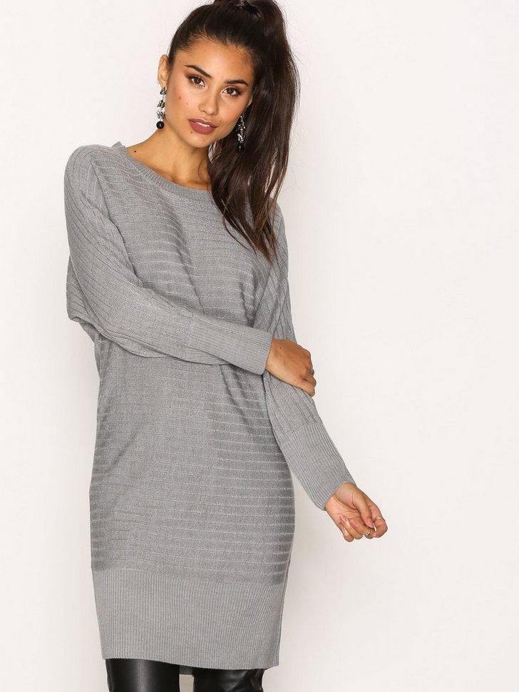 Nelly.com SE - JDYBLUES L/S DRESS KNT SKY 124.00 (249.00)