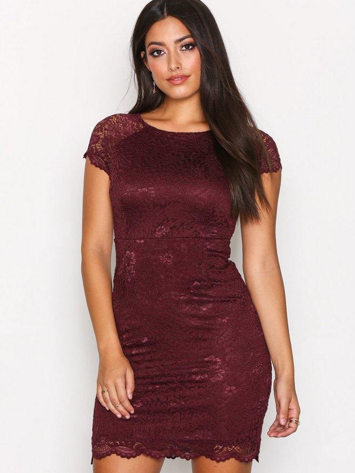 onlSHIRA LACE DRESS NOOS WVN køb festkjole