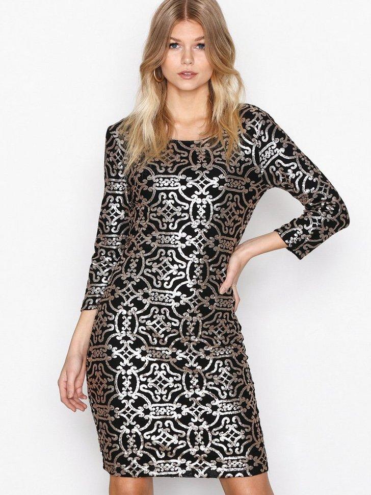 VIBEADY 3 4 DRESS 3 køb festkjole
