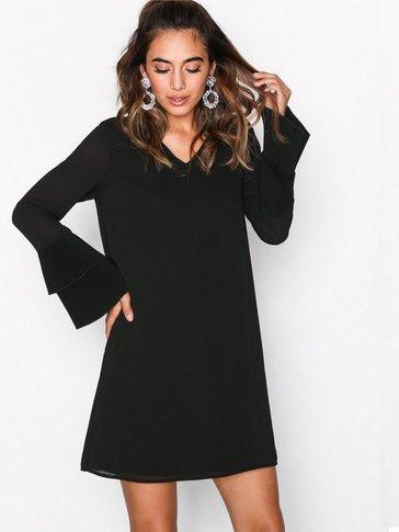 Vero Moda - VMJIMILIA L/S DRESS D2-2