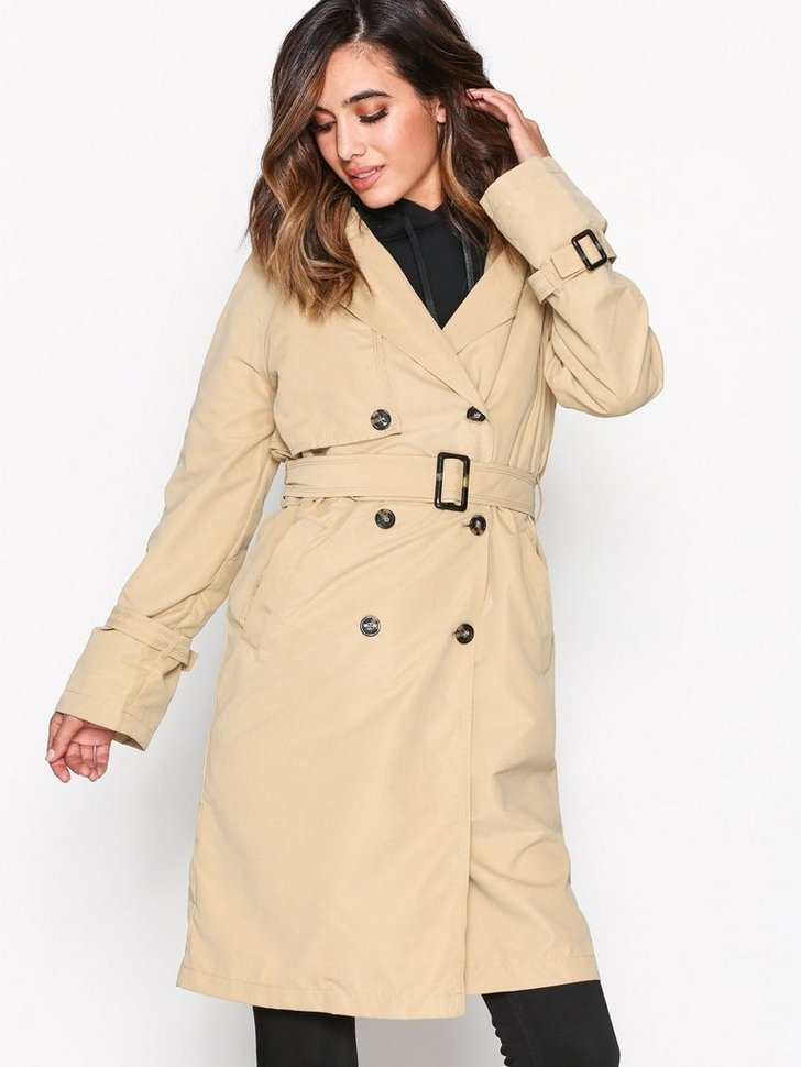Nelly.com SE - VMDINA LONG TRENCHCOAT BOOS 199.00