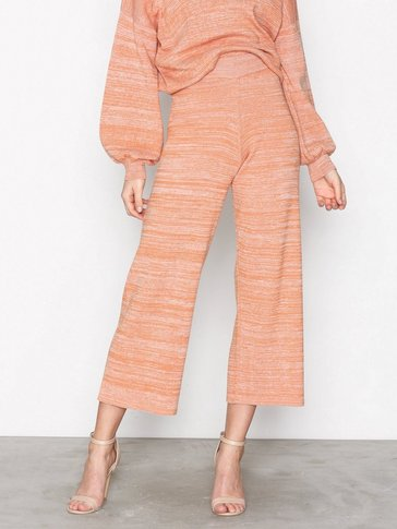 Selected Femme - SFSTEFANIA MW KNIT CULOTTE EX