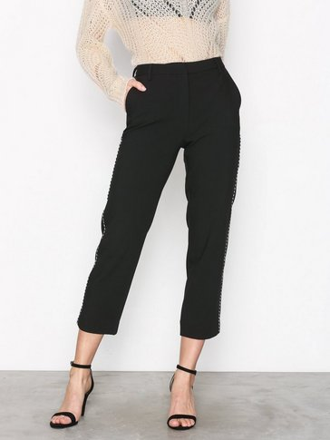 Selected Femme - SFNORRA MW CROPPED PANT EX