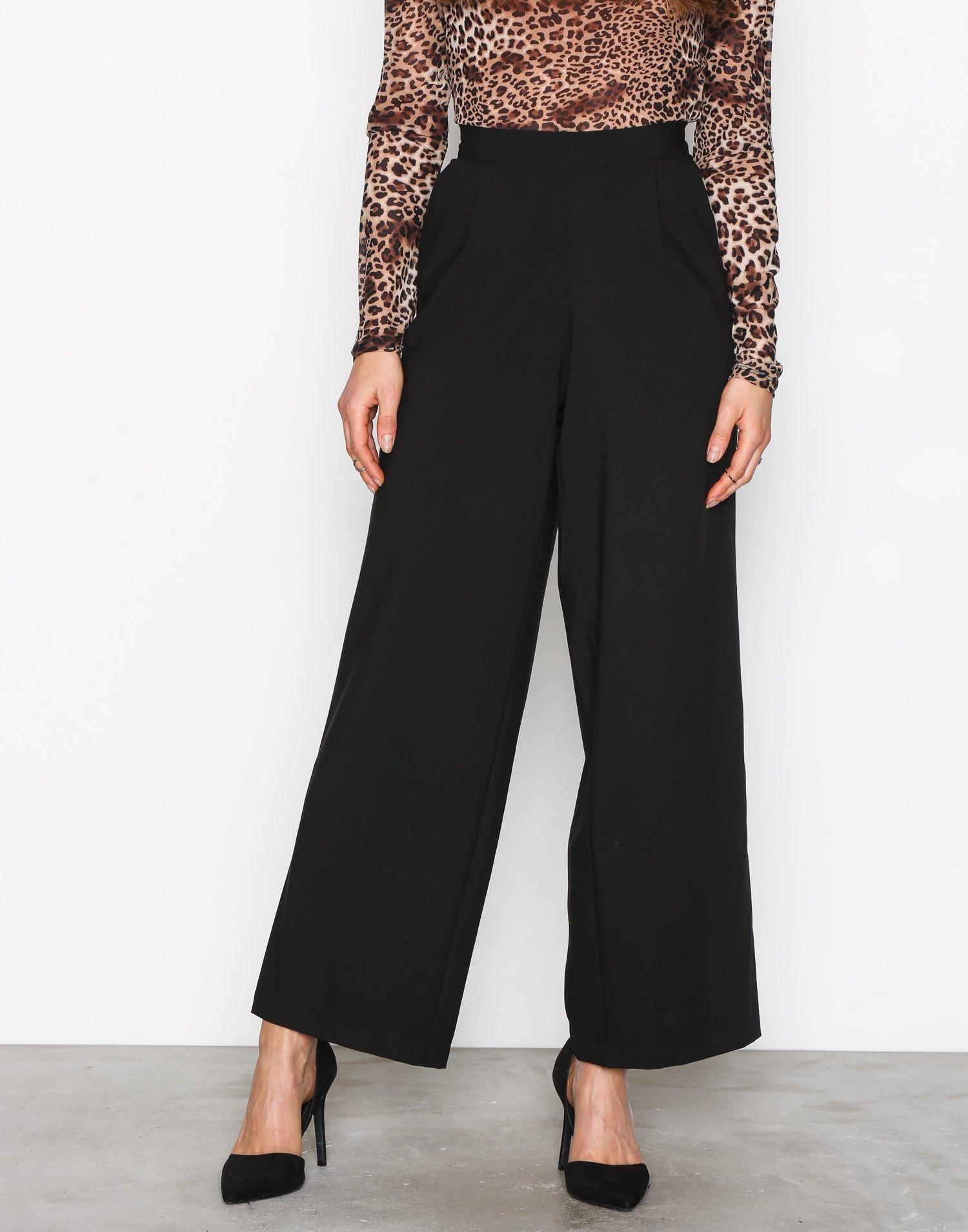 Vmcoco Hw Stella Wide Pants Noos by Vero Moda