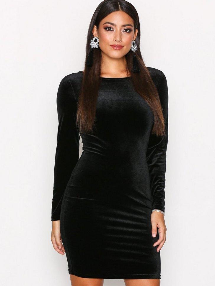 JDYNAOMI L S SHORT DRESS JRS køb festkjole