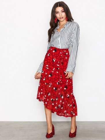 Object Collectors Item - OBJMARIANNA WRAP SKIRT A NY DIV